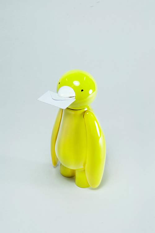 Production information - ji ja bird figure-3