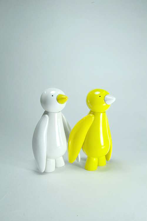 Production information - ji ja bird figure-4