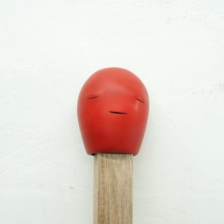 STICK - ONE / Resin & wood / 150x 9x 9cm / 2014