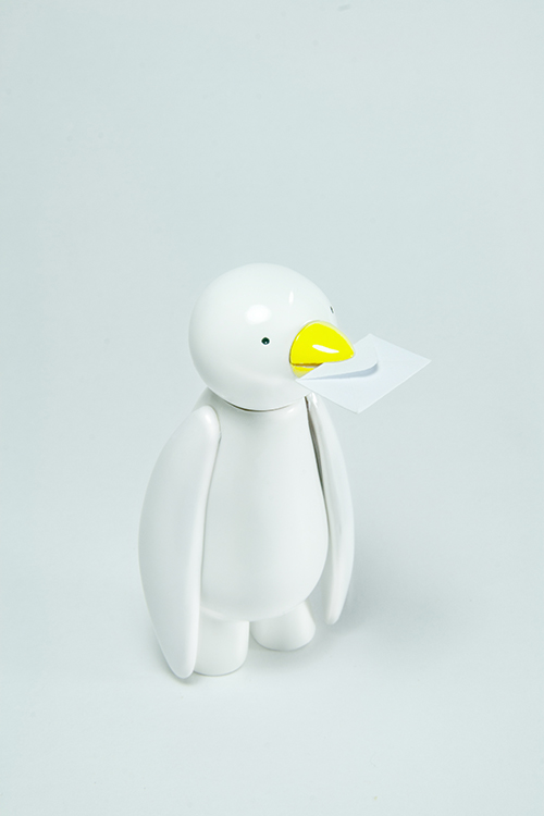 Production information - ji ja bird figure-2